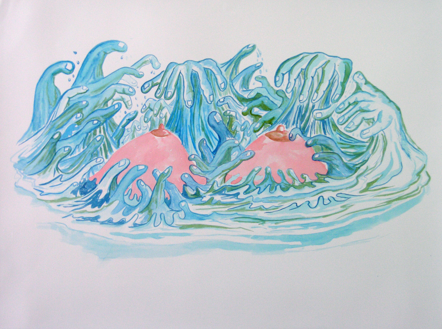 """île de Sein"" by Camille Goujon, selected in 2005"