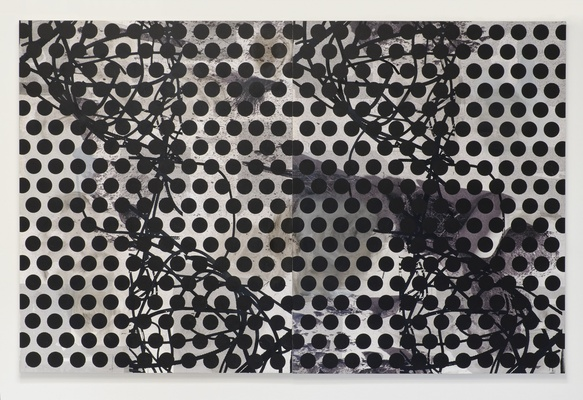 Untitled (rebar 10) Courtesy Christopher Grimes Gallery