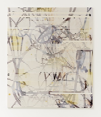 Untitled (Rebar 2) Courtesy Christopher Grimes gallery
