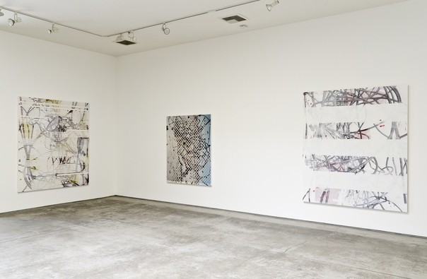 Installation view Courtesy Christopher Grimes Gallery