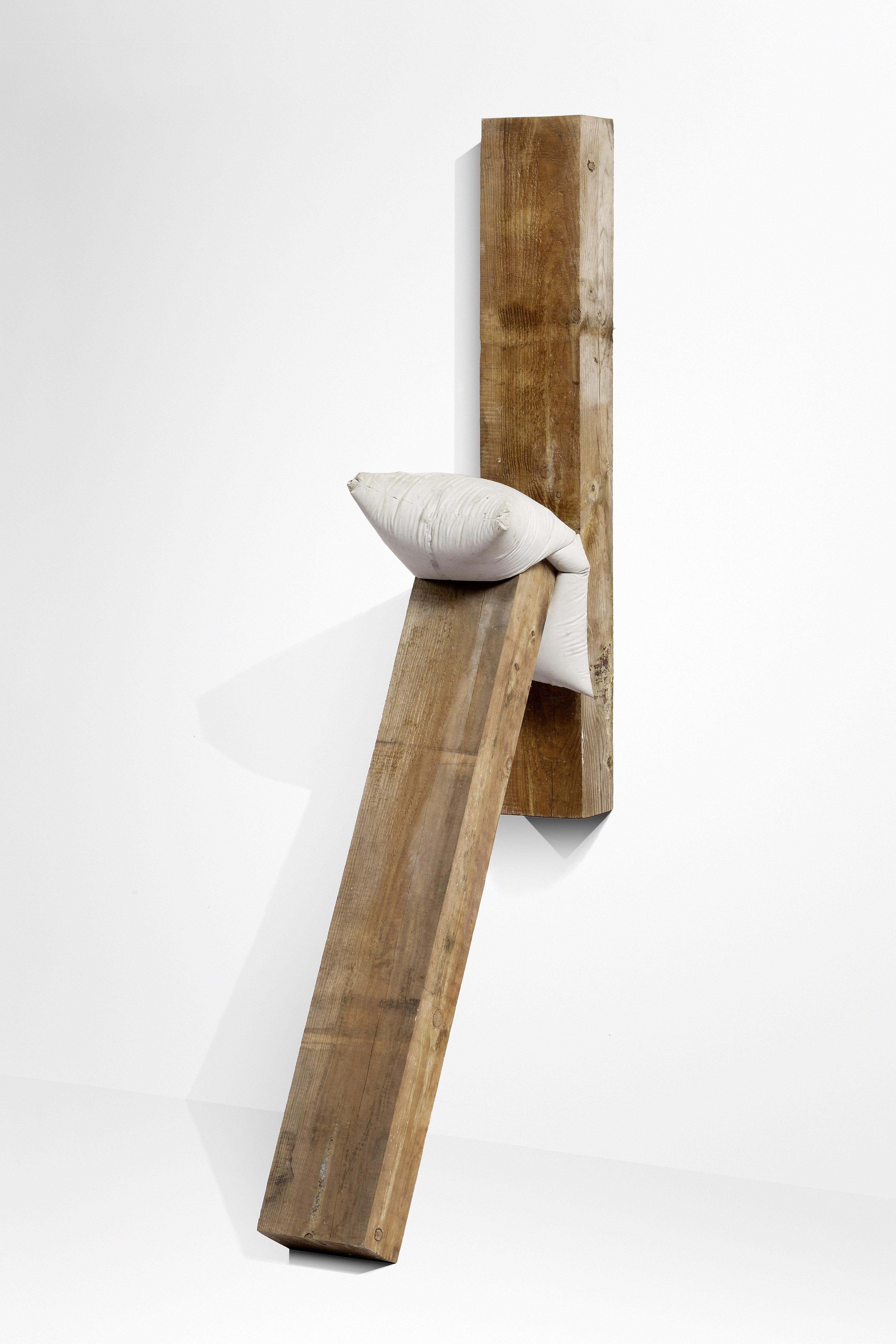 2 beams - 2012 Courtesy Bodson Gallery
