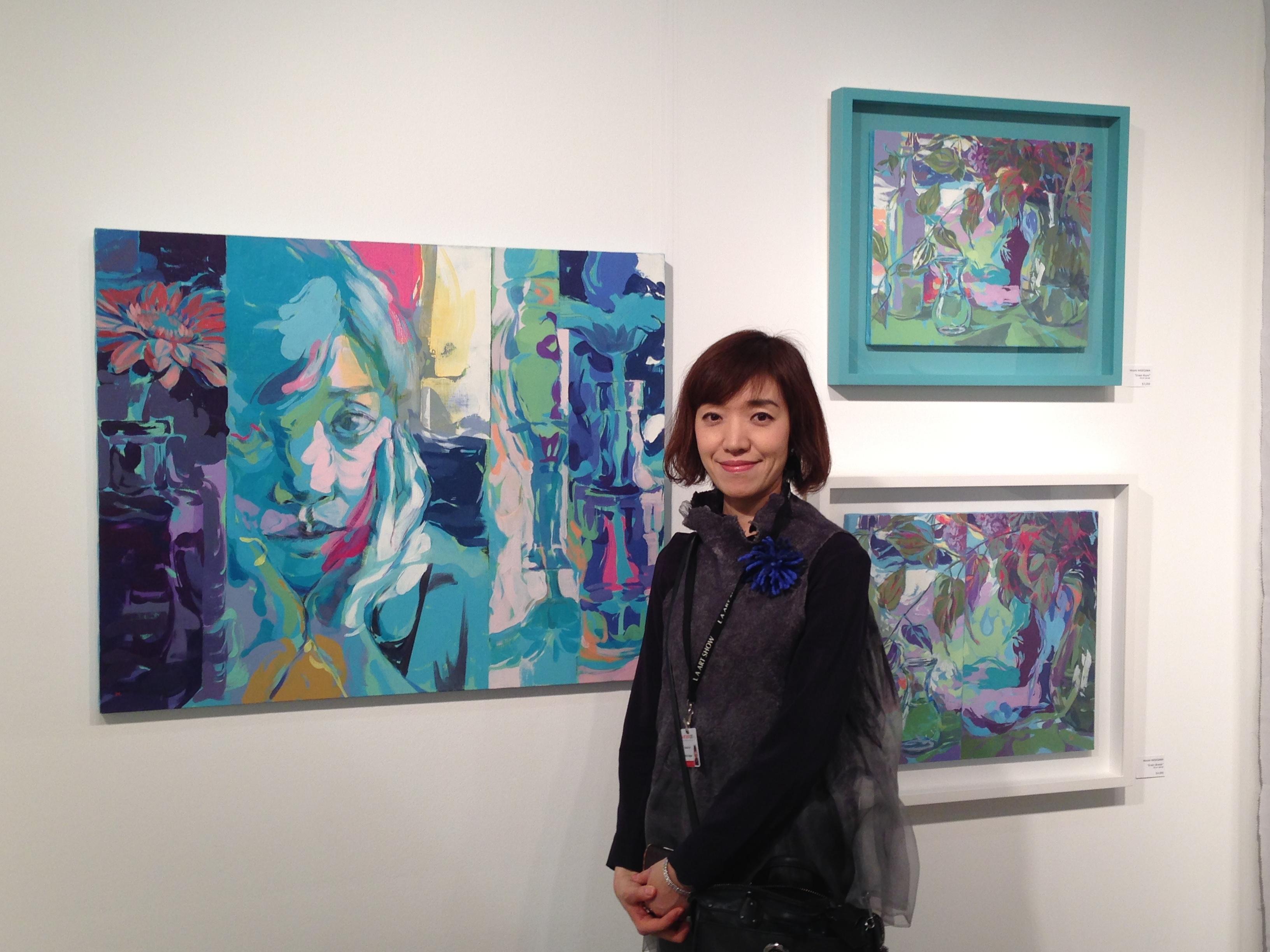 Hiromi Hasegawa t Wanabe fine art gallery1