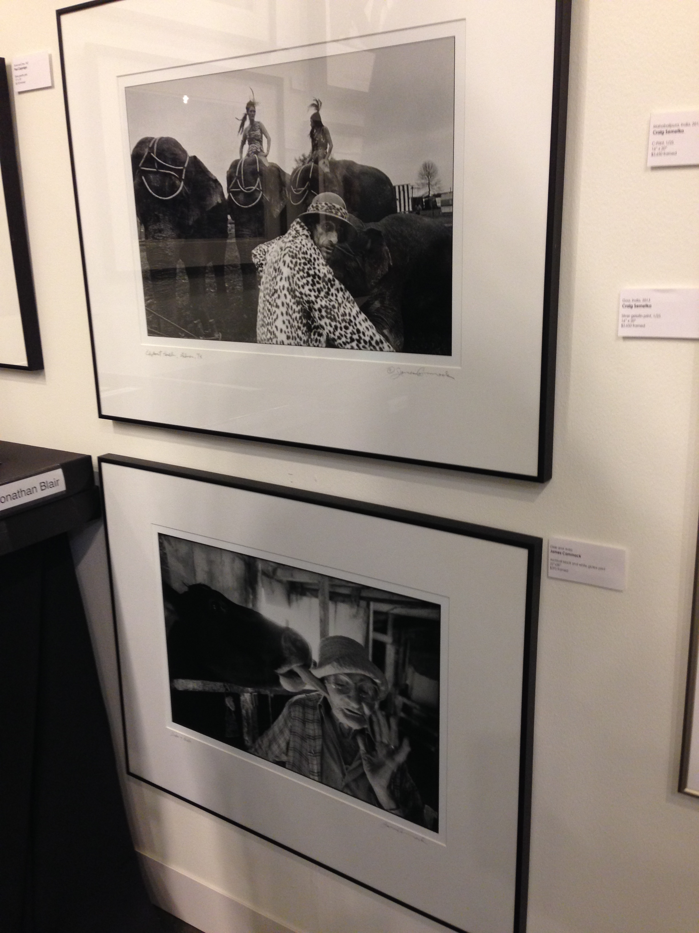 open shutter gallery james cammack