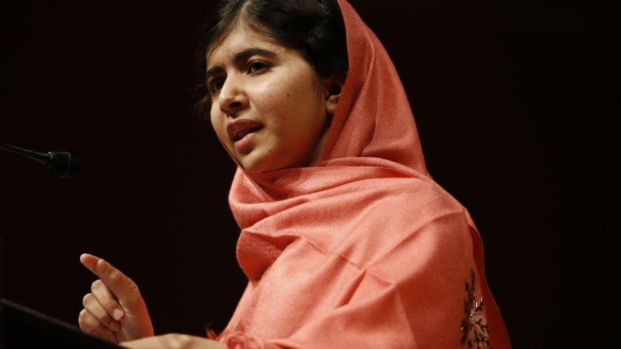 Malala Honored Harvar_Leff