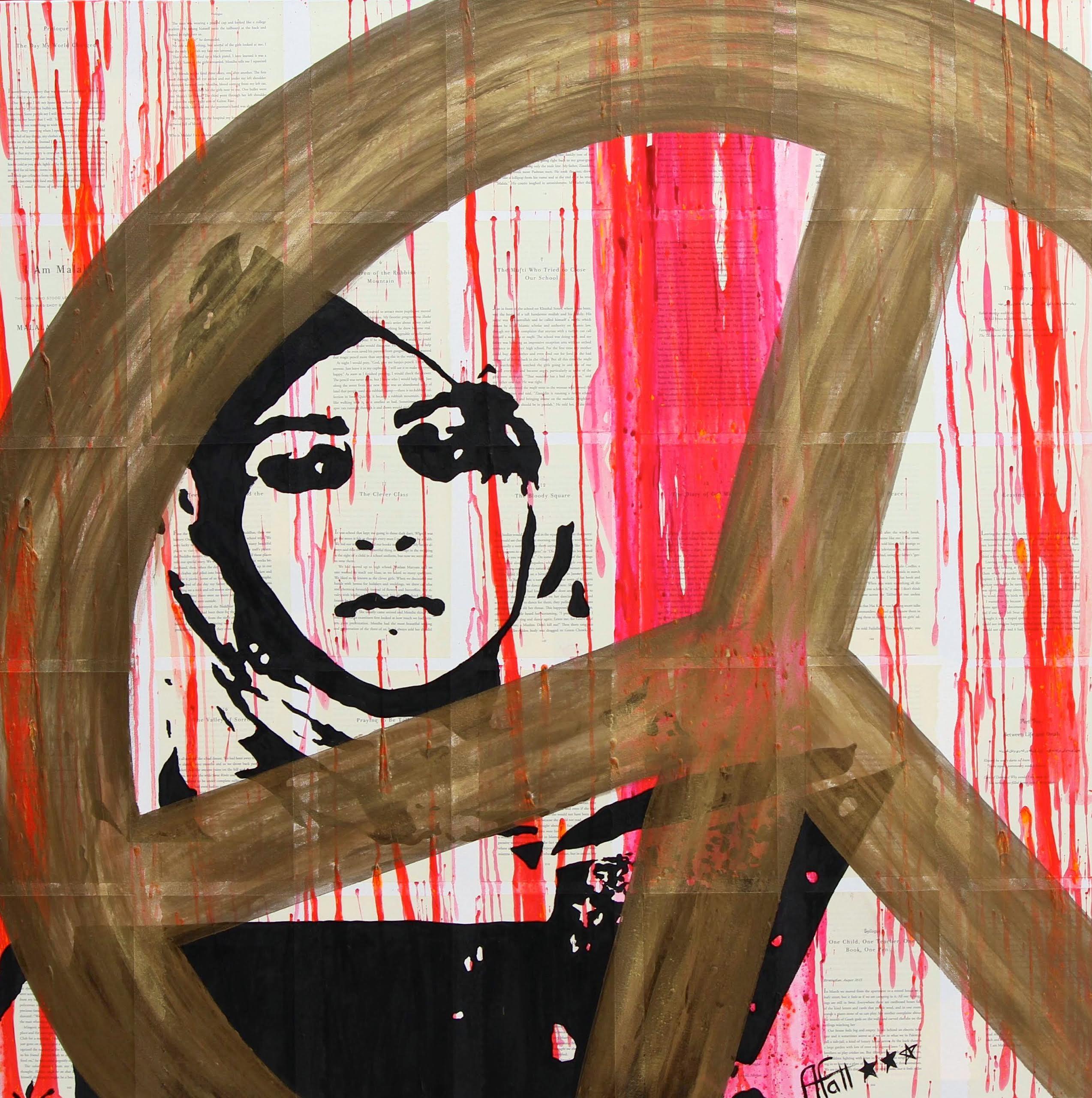 Malala Yousafzai by Armelle Falliex