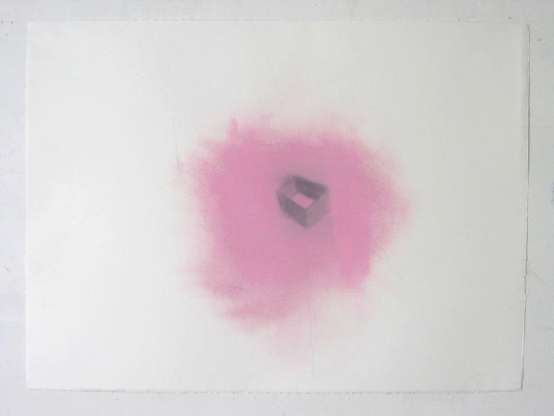 Paul Pagk Sans titre, 2002.  technique mixte sur papier - 57 x 76 cm © Courtesy Galerie Eric Dupont, Paris