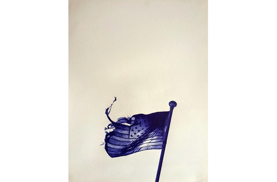william binnie_A_FLAG_THE_FLAG