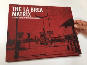 THE LA BREA MATRIX by Stephen shore