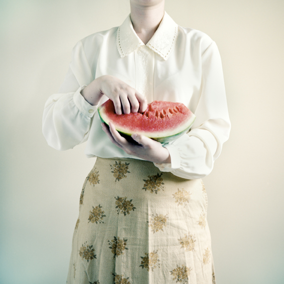 "Alix Perry ""Watermelon"" photography by Alix Perry, selected in 2011"