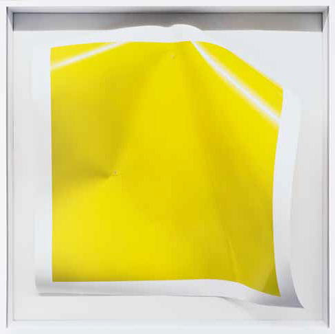 Chris Engman - Digital pigment print, UV laminate Signed, dated, titled and numered on the back Edition 4/6 42.5 × 42.5 in Courtesy of Luis de Jesus Gallery, Los Angeles