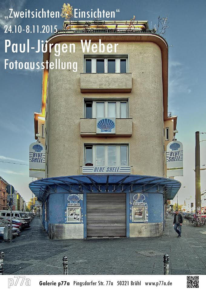 Paul-jurgen weber exhibition