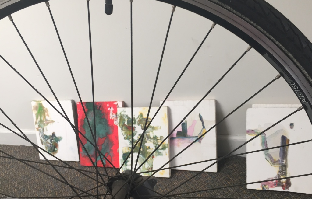 studio corridor