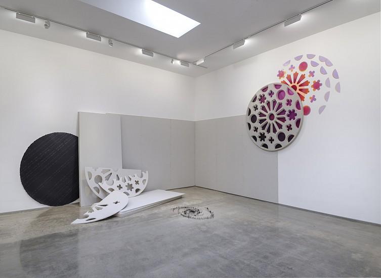Installation view - courtesy Edward Cella