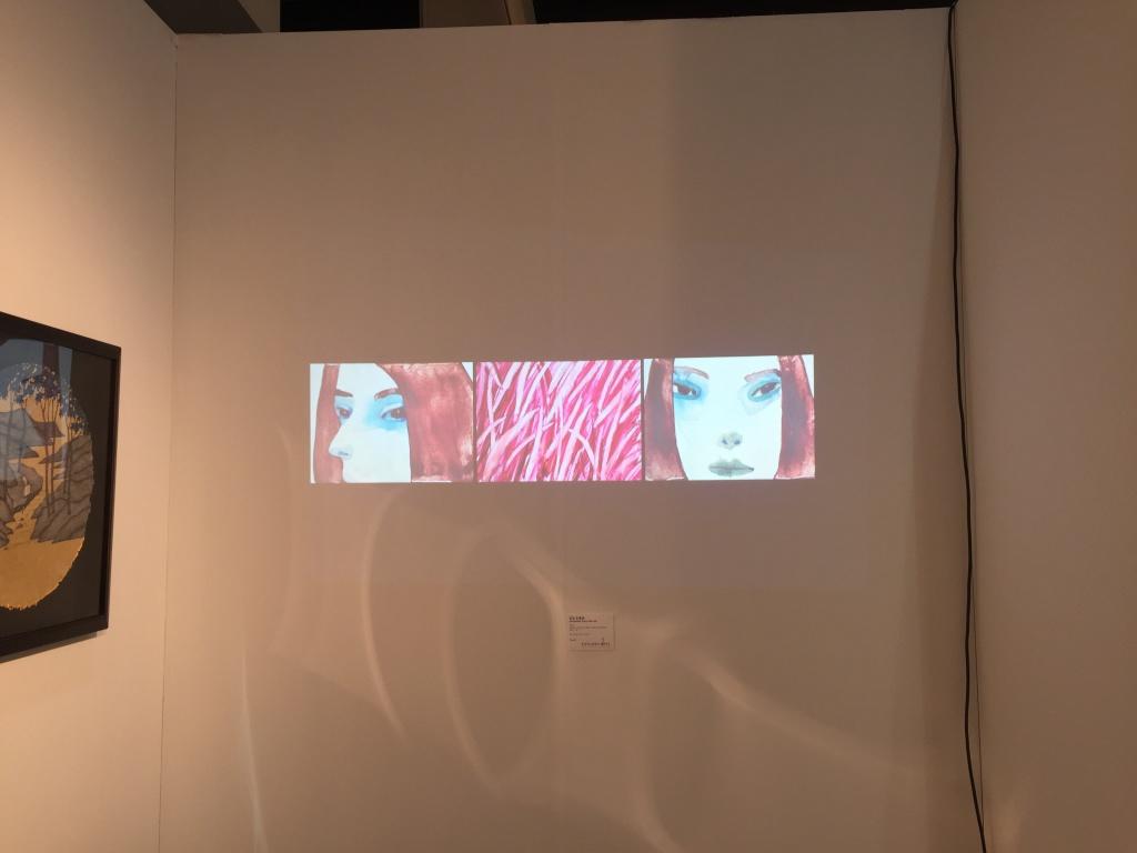 Liu Sibo at Longmen gallery