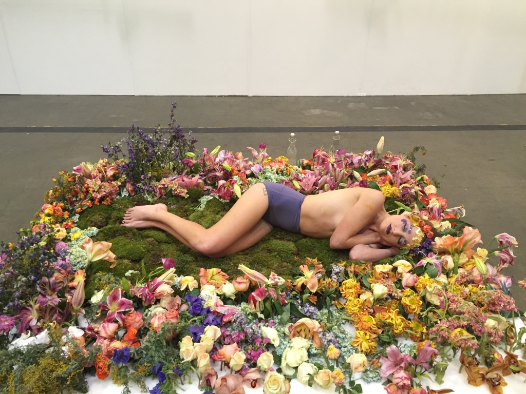 Millie Brown Performance by ace gallery2