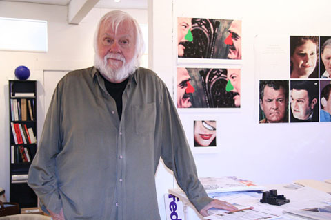 John Baldessari by Catherine Opie