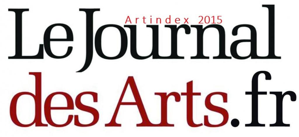 le_journal_des_arts - artindex 2015