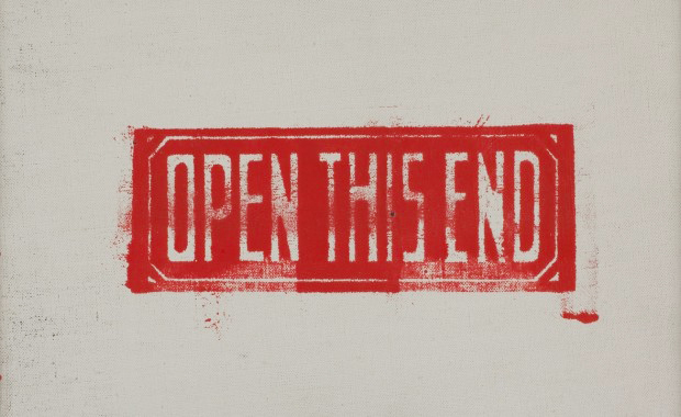 warhol open this end exhibition