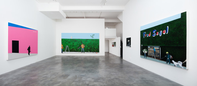 ramiro gomez exhibition