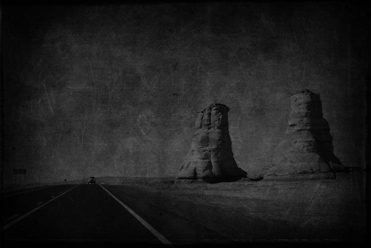 Tonalea, Arizona by Sandrine-Hermand Grisel
