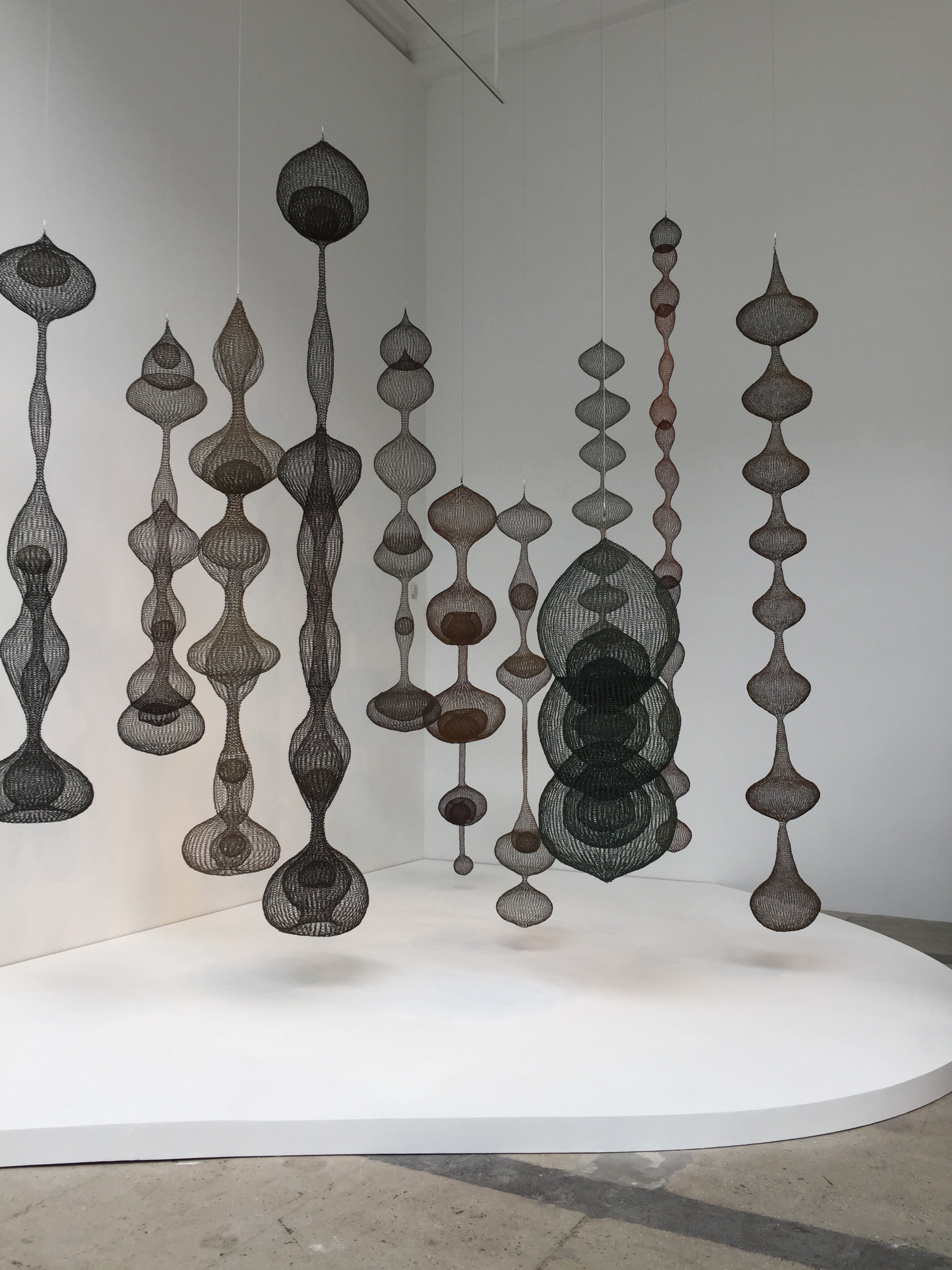 Louise Bourgeois at Hauser, Wirth & Schimmel