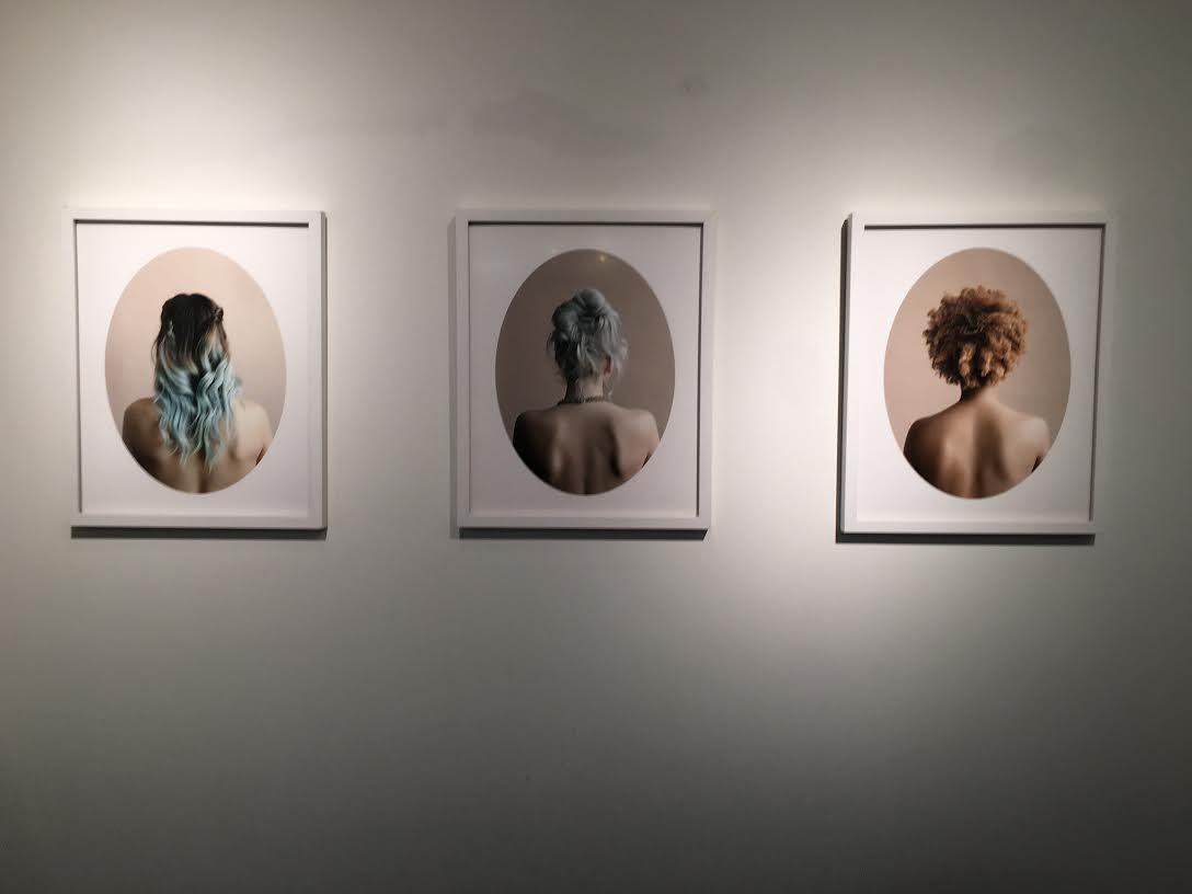 Tara Bogart: A Modern Hair Study Courtesy Elizabeth Houston Gallery